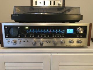 Rare Hard To Find Pioneer Qx 949 4 Channel / Stereo Receiver With Manuals