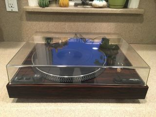 Micro Seiki Mb - 18 Turntable Exclusive Design Rare Needs Belt