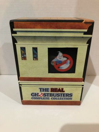 The Real Ghostbusters: The Complete Series (dvd,  Steelbooks,  Time - Life,  Rare)