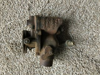 Vintage Antique Tractor Stromberg Ur - 3/4 Carburetor Gas Engine,  Mm,  Case,  Oliver