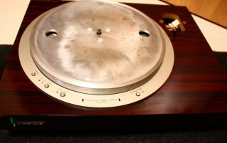 Pioneer Pl - 30l Ii Parts Turntable And Cabinet Rare Vintage