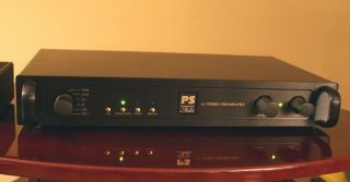Ps Audio 6.  1 Preamp - Classic Design Very Rare High End Preamp