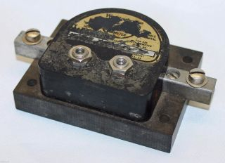 Antique Westinghouse 25 Amp Shunt