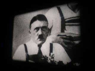 "16mm B&w Sound Feature - "" Mein Kampf "" (1960) Rare,"