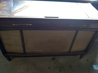 Vintage Motorola 1950s Three Channel Stereophonic High Fidelity Rare