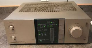 Awesome Vintage Pioneer A - 9 Stereo Amplifier Great Rare