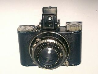 Nagel (kodak) Pupille W/ Xenon 2,  0 Optic In Good Rare