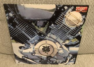 Rare Japan Laserdisc Michael Schenker Group Rock