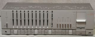 Jvc Jp - S7 World Class Preamplifier / Equalizer Extremely Rare Freshly Serviced