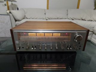 Project One Mark 800 Stereo Receiver / Rare Unit / Read All & See Pictures
