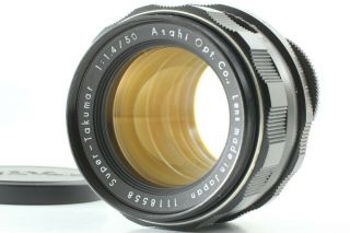 "Rare 8 Element "",  "" Pentax Takumar 50mm F1.  4 M42 From Japan"