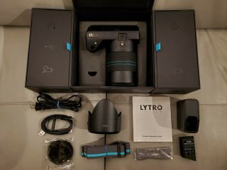 Rare Lytro Illum Digital Camera - - Great