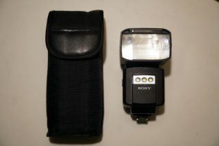 Sony Hvl - F60rm Speedlight,  Rarely,  Perfectly