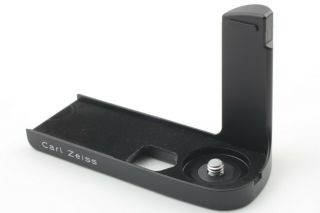 [ Very Rare Near ] Carl Zeiss Side Grip For Zeiss Ikon Zm Sw Camera 783