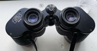 Carl Zeiss 10x50 Binoculars - Very - Glass - Sharp - Rare