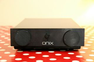 Onix Oa21 Stereo Integrated Amplifier - Rare Retro Classic - Upgraded Components
