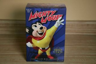 Rare Mighty Mouse Teeny Weeny Mini Maquette Electric Tiki Statue 400 Sideshow