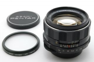 【rare 8 Element Near Mint】 Pentax - Takumar 50mm F/ 1.  4 Lens M42 Japan J09