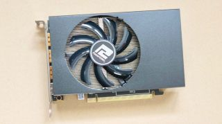 Powercolor Amd Vega 56 Nano 8gb Itx Gpu,  Perfect Rare