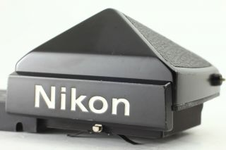 【rare Exc,  5】nikon De - 1 Eyelevel Prism Finder Black For Nikon F2 From Japan 319