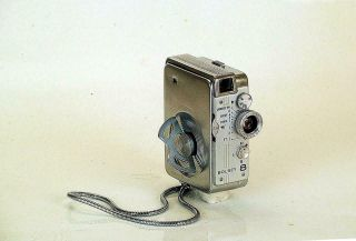 Rare Bolsey 8 The Smallest Movie Camera Ever Made
