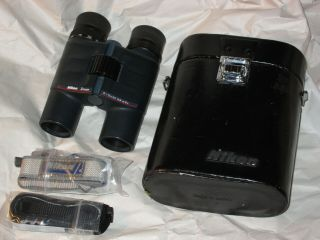 Rare Nikon 6 - 12x24mm Zoom Binocular Nikons Best Zoom Roof Prism Ever