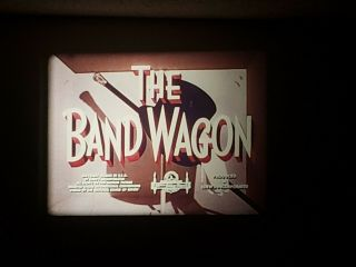 The Band Wagon.  Rare Ib Technicolor Print Of Classic Astaire Musical