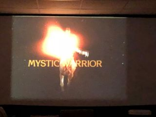 "16mm - 5 Hr Miniseries - "" Mystic Warrior "" - Rare Lpp Color Uncut"
