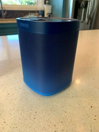 Sonos Play 1 Blue Note Limited Edition - Very Rare