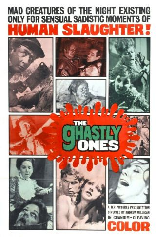 35mm Trailer The Ghastly Ones (