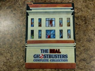 Rare - The Real Ghostbusters: The Complete Series (dvd) Incomplete - - Rare