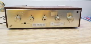 Acoustic Research Stereo Amplifier Ar Rare Au09065 -,
