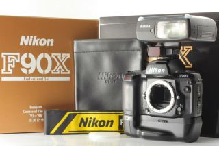 【 Rare Near In Box】nikon F90x Professional Mit Mb - 10 From Japan 231