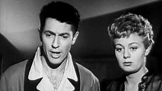 Rare 16mm Feature: Behave Yourself (farley Granger / Shelly Winters) Rko / P.  D.
