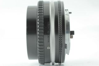 Rare [n.  Mint] [d] Demo Lens Nikon Ai - S Nikkor 50mm F1.  8 Pancake Mf From Japan
