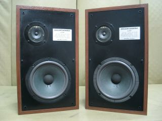 Marantz 4 Mk Ii Speakers (extremely Rare One Owner Consecutive Pair)