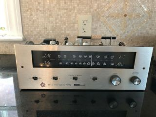Rare Audiophile Award Series Harman Kardon T300x Tube Tuner