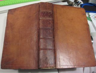 System Of The Law Of Insurances/1787/rare 1st Edit/james Allan Park/fine Leather