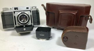 (rare) Arco 35 Japanese Folding Rangefinder Camera