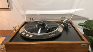 Rare Vpi Hw - 2 For Denon Dp75/80