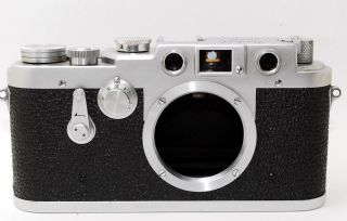 Rare Exc,  Showa Kogaku Leotax Tv2 Tvii Merit Chrome Camera Body From Japan
